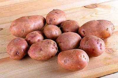 Characteristics of Meteor potatoes