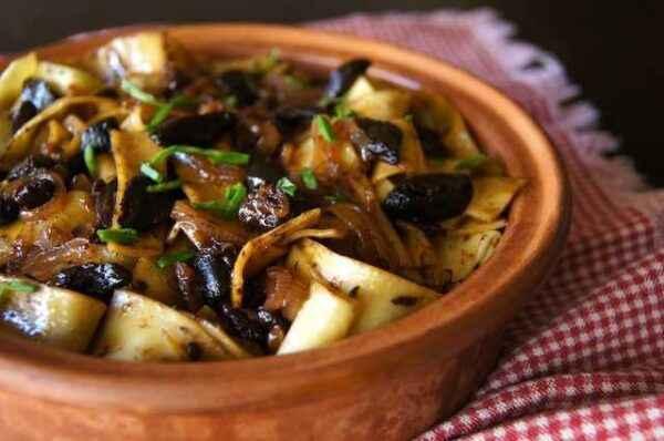 Cooking Black Garlic