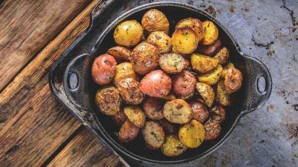 Description of potato Kemerovochanin