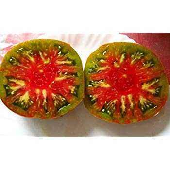 Description of tomato Black pineapple
