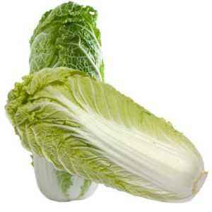 Dietary properties of Beijing cabbage