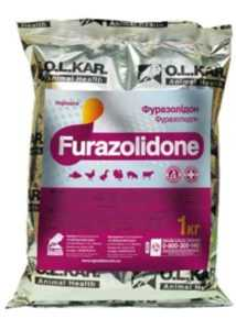 Furazolidone for broiler chickens