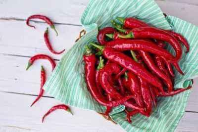 Pepper Temperature