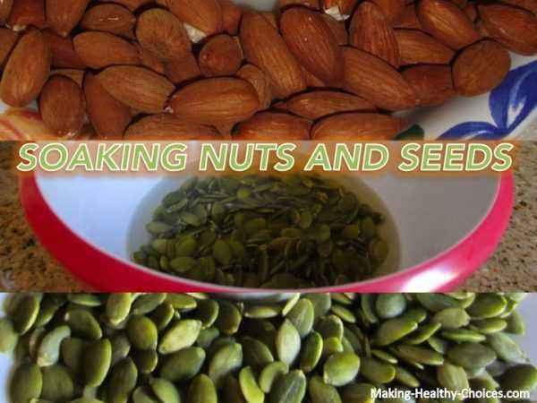 Rules for soaking pumpkin seeds before planting
