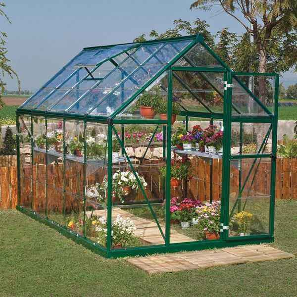 The best grades of pepper for polycarbonate greenhouses