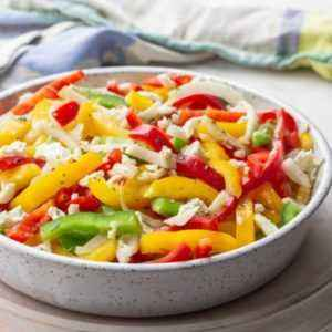 The best varieties of salad bell pepper