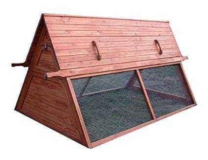 The device of the chicken coop for 5 hens