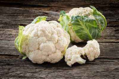 Useful and harmful properties of cauliflower