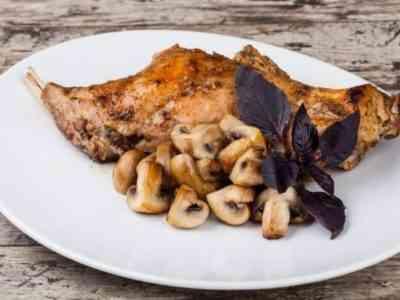 Rabbit liver recipes