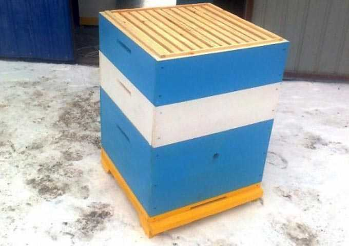 beehive without cover