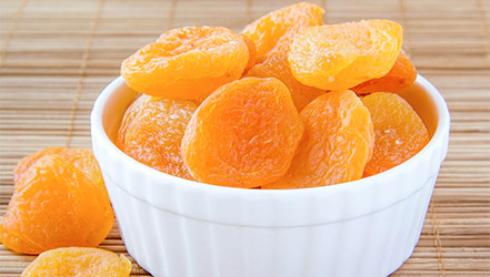 Dried apricots (dried apricots)