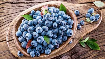 Blueberries, Calories, benefits and harms, Benefits