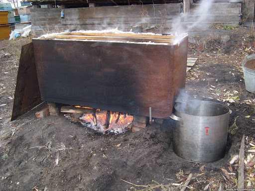 Homemade steam wax pot: making at home