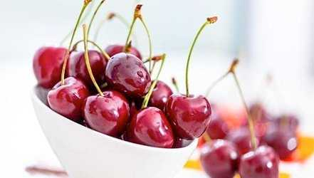 Sweet cherry, Calories, benefits and harms, Useful properties