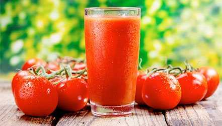 Tomato, Calories, benefits and harms, Useful properties