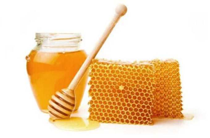 Treatment of varicose veins with natural honey