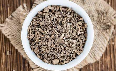Valerian, Calories, benefits and harms, Useful properties