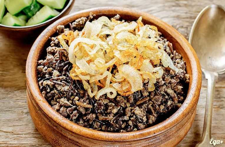 Wild rice, Calories, benefits and harms, Benefits
