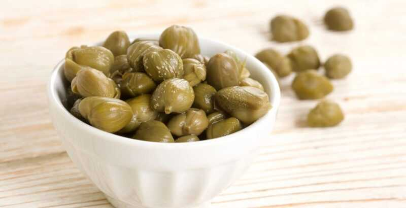 Capers, Calories, benefits and harms, Benefits