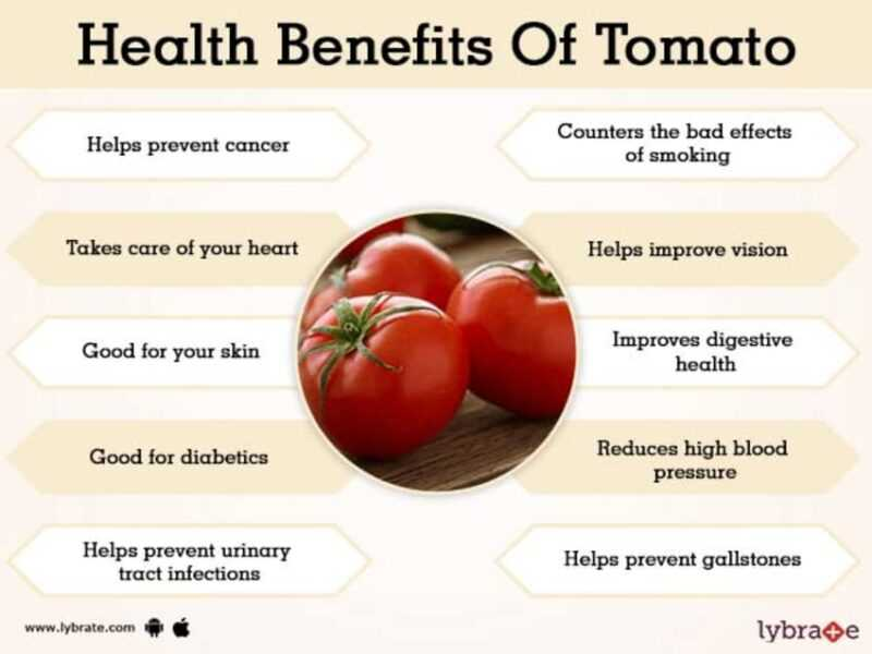 Cherry tomatoes, Calories, benefits and harms, Useful properties
