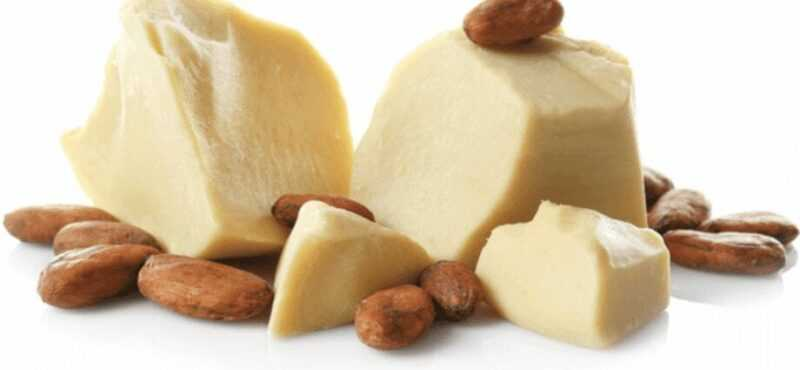 Cocoa butter, Calories, benefits and harms, Useful properties