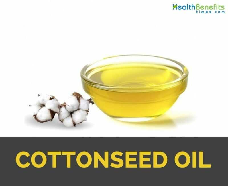 Cottonseed oil, Calories, benefits and harms, Useful properties