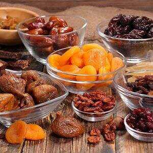 Dried apricots (apricots), Calories, benefits and harms, Useful properties