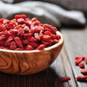 Goji, Calories, benefits and harms, Useful properties