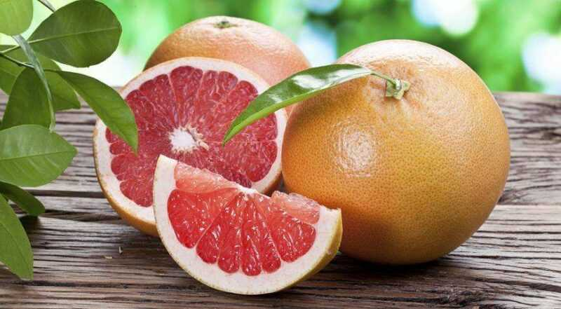 Grapefruit, Calories, benefits and harms, Useful properties