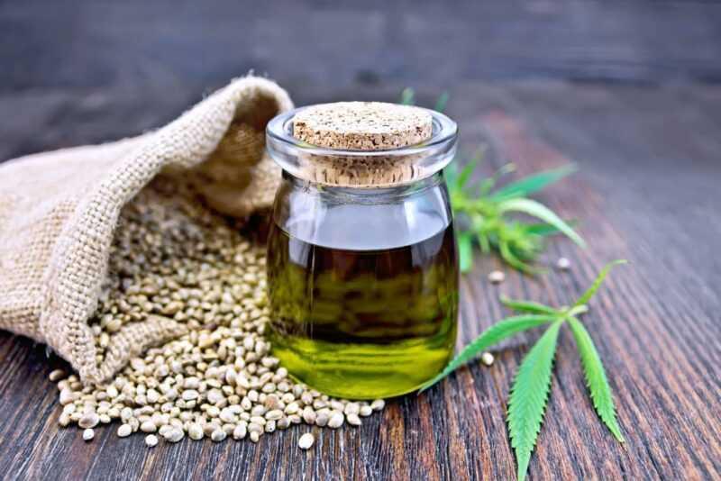 Hemp oil, Calories, benefits and harms, Useful properties