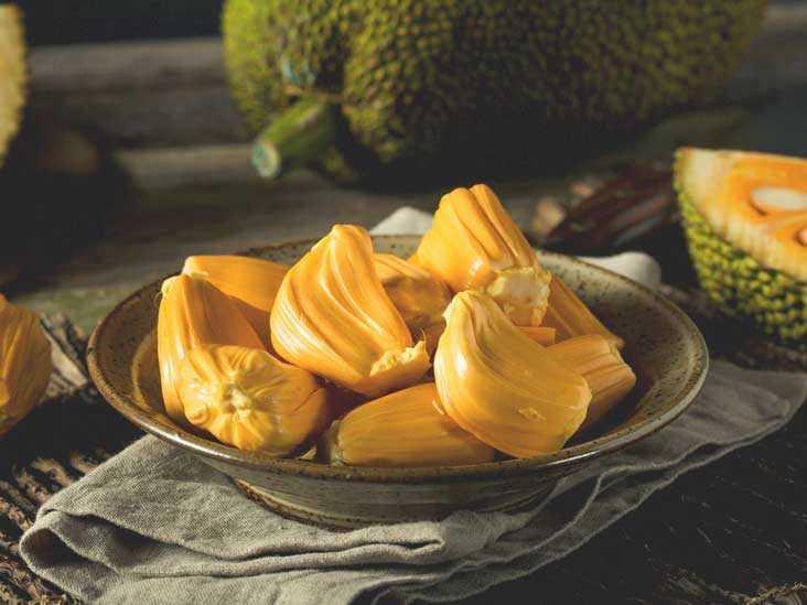 Jackfruit, Calories, benefits and harms, Useful properties