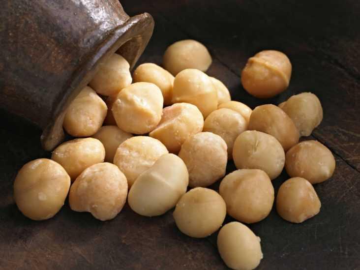 Macadamia, Calories, benefits and harms, Useful properties