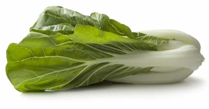 Pak-choi, Calories, benefits and harms, Useful properties