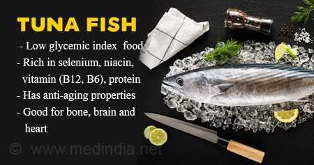 Tuna, Calories, benefits and harms, Useful properties