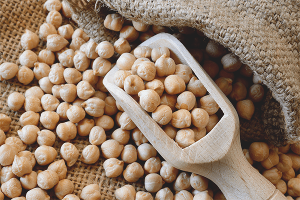 Turkish peas (chickpeas), Calories, benefits and harms, Useful properties