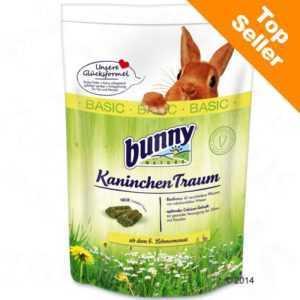 Caratteristiche dell'alimentazione granulare per conigli