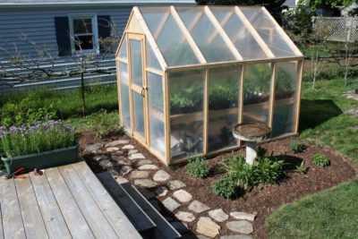 Costruiamo una serra per i pomodori