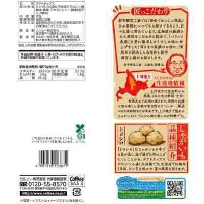 ラベラポテト品種の特徴