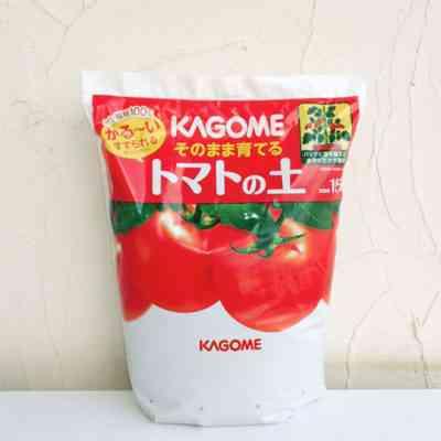 トマトの土を選ぶ方法