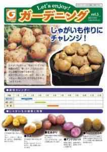 ジャガイモ品種ラックの特徴