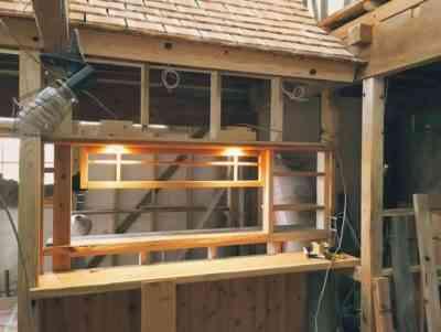 ウサギの納屋を作る方法