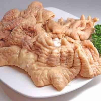 新鮮な豚の胃をきれいにする方法