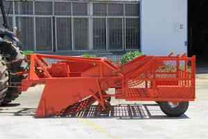 手押し型トラクター用コンベヤーポテトディガーの品種