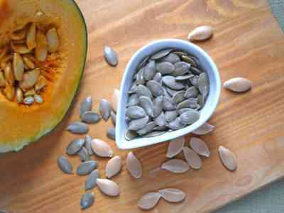 カボチャの種を乾燥させる方法
