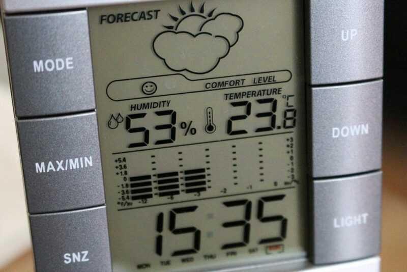 Growboxの最適な温度のヒント