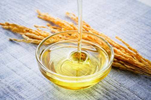 こめ油, カロリー, 利点と害, 有用な特性