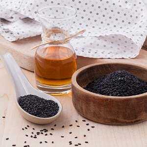 ブラック クミン オイル、カロリー、利点と害、有用な特性