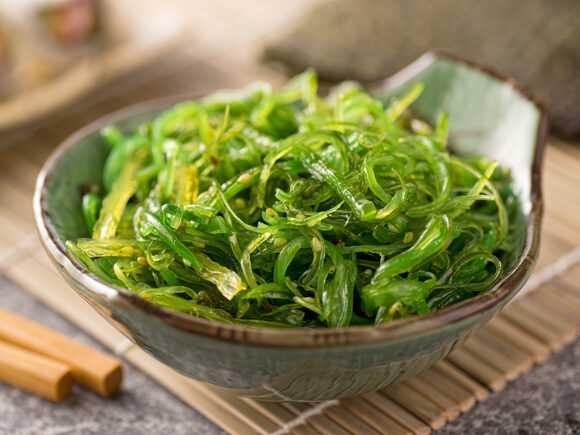 海藻、カロリー、メリットと害、便利なプロパティ