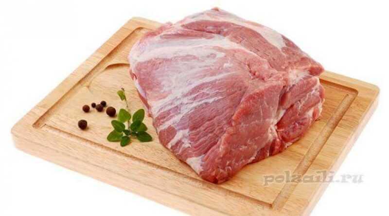 豚肉, カロリー, 利点と害, 有用な特性