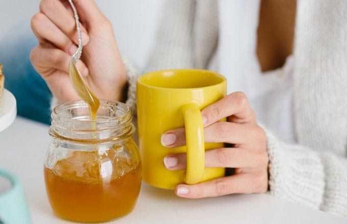 Como tratar a erosão cervical com mel